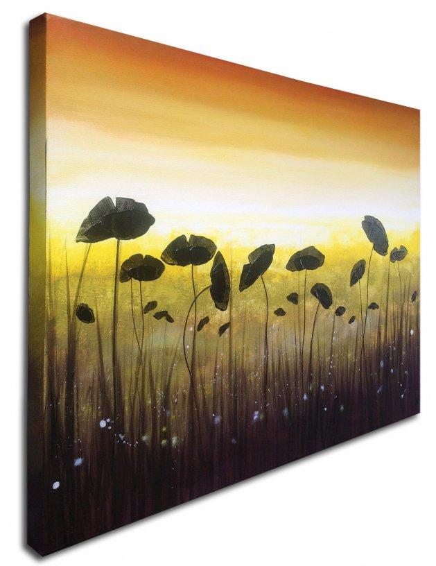 Topia Landscape. Original art by C Wood