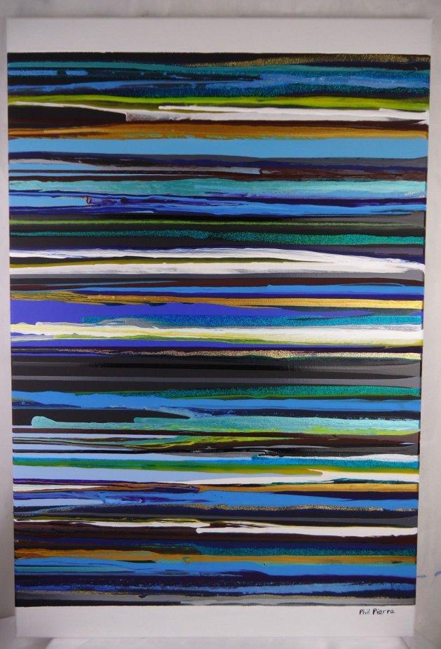 Stripes 109. Original art by Phil Pierre