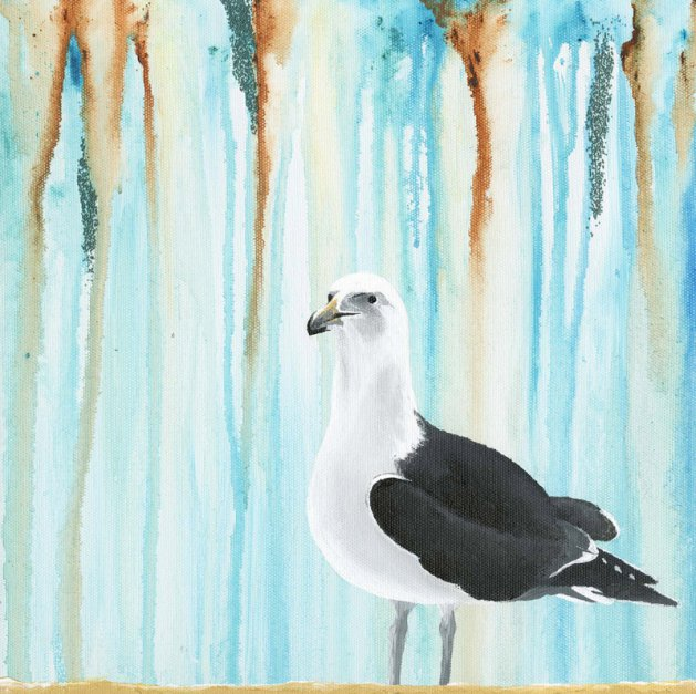 The Lookout. Original art by Tina Ashton